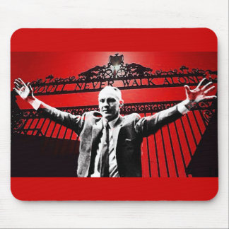 Bill Shankly mousepad