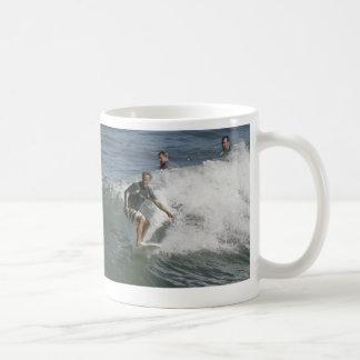 Bill Surfs OB - Coffee Mug