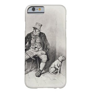 Bill Sykes and his dog, from 'Charles Dickens: A G Barely There iPhone 6 Case