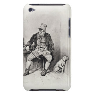 Bill Sykes and his dog, from 'Charles Dickens: A G iPod Case-Mate Case