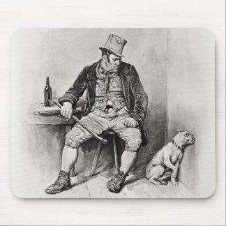 Bill Sykes y su perro, de 'Charles Dickens: UN G Mouse Pad
