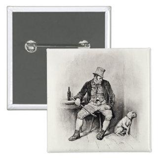Bill Sykes y su perro, de 'Charles Dickens: UN G Pins