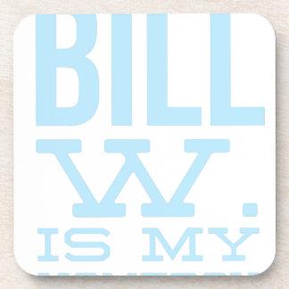 Bill W Homeboy Fellowship AA Meetings Coaster