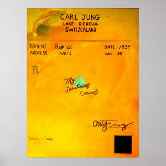 BILL W Rx from Carl Jung Print