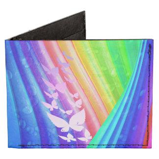 Bill y cartera de la tarjeta, diseño abstracto de billeteras tyvek®