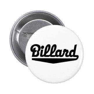 billard buttons