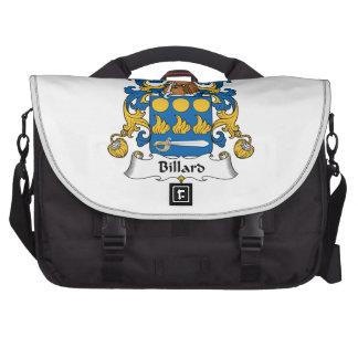 Billard Family Crest Bag For Laptop