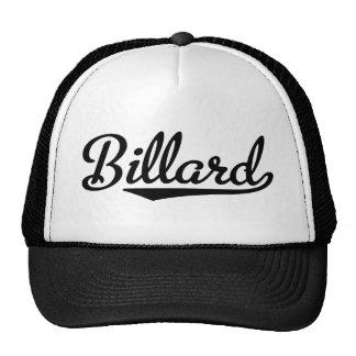 billard hats