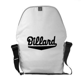 billard messenger bags