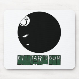 Billard Mousepad