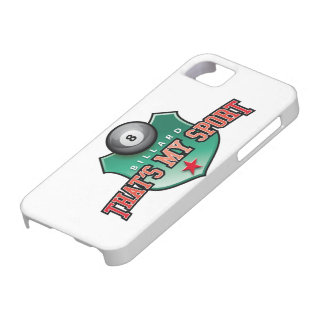 billard - that's my sport iPhone SE/5/5s case
