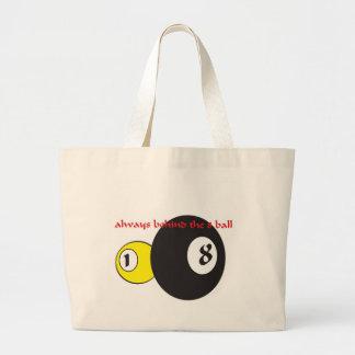 Billards Canvas Bags