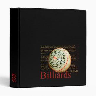 Billards Binder