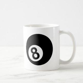 Billares - 8-Ball Tazas De Café
