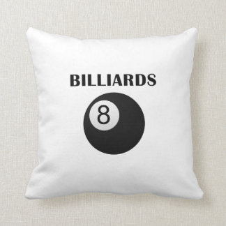 Billares Cojín Decorativo