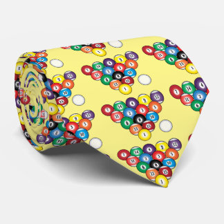 Billares Corbata Personalizada