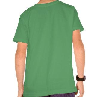 Billares del pantano del COCODRILO OCHO Camiseta