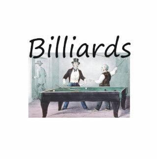 Billares SUPERIORES Fotoescultura Vertical