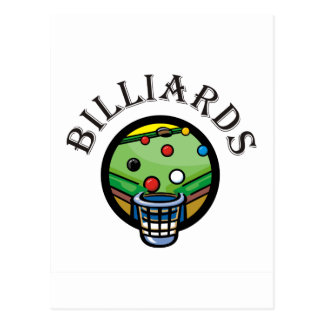 Billares Postal