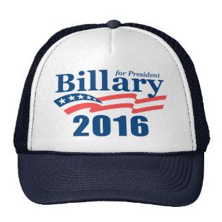 Billary 2016 trucker hat