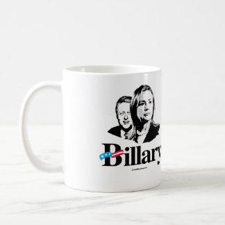 Billary - Anti Hillary png.png Coffee Mugs