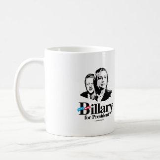 Billary for President - Anti Hillary png.png Coffee Mug