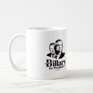 Billary for President - Anti Hillary png.png Mugs