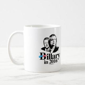 Billary in 2016 - Anti Hillary png.png Coffee Mug