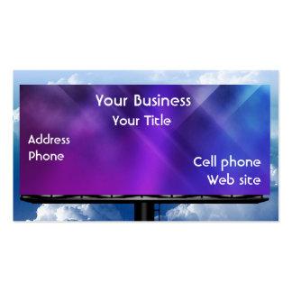 Billboard Business Card