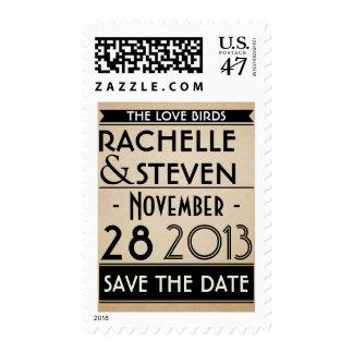 Billboard Wedding stamp