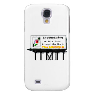 Billboard Your Ad Here Encouraging The MUSEUM Zazz Samsung Galaxy S4 Cases