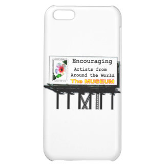 Billboard Your Ad Here Encouraging The MUSEUM Zazz iPhone 5C Cases
