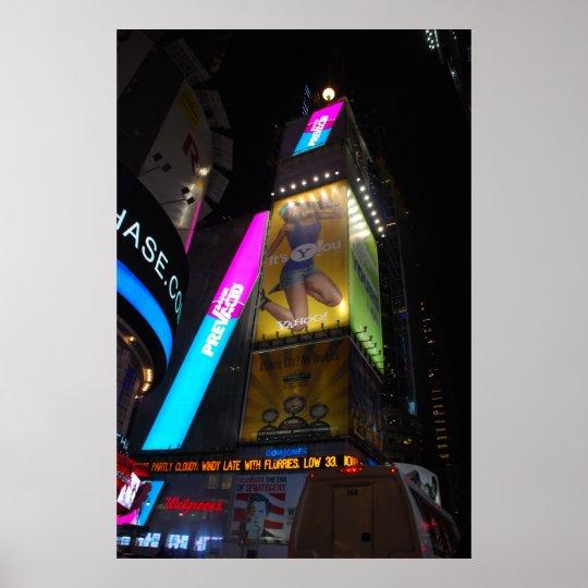 Billboards Poster
