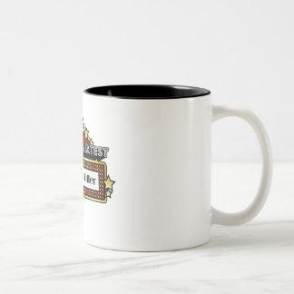 Biller médico más grande del mundo taza de café