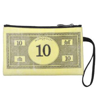 Billete de dólar del vintage 10