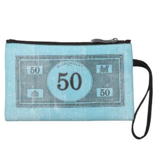 Billete de dólar del vintage 50