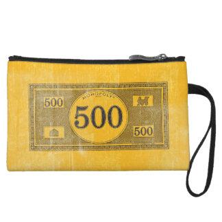 Billete de dólar del vintage 500