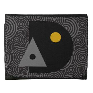 Billetera Emblema Gráfico: AD