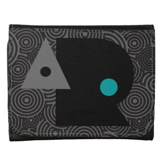 Billetera Emblema Gráfico: AR