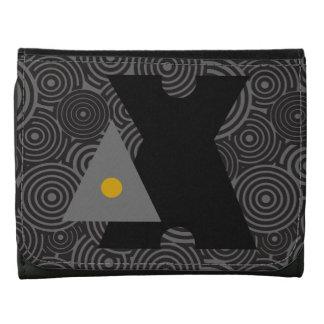Billetera Emblema Gráfico: AX