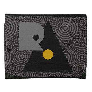 Billetera Emblema Gráfico: RA