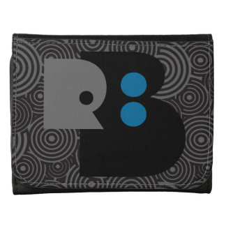 Billetera Emblema Gráfico: RB