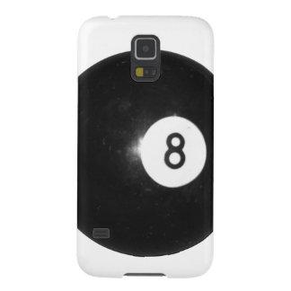 Billiard Ball #8 Galaxy S5 Cover