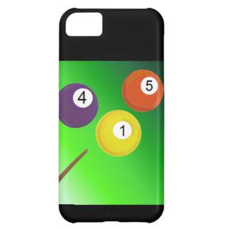 Billiard Balls iPhone 5C Case