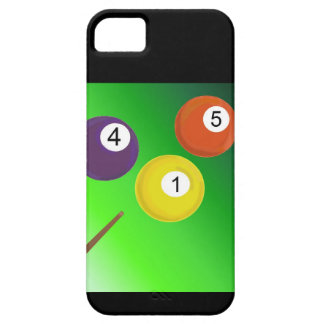 Billiard Balls iPhone SE/5/5s Case