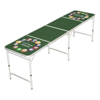 Billiard Balls Shiny Colorful Pool Snooker Sports Beer Pong Table