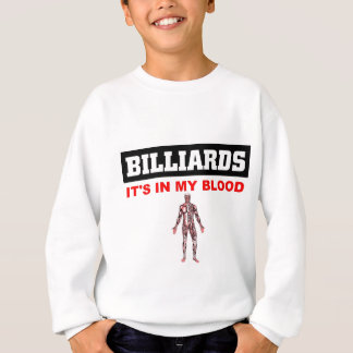 Billiard Blood Sweatshirt