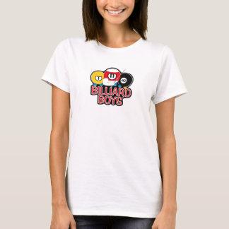 Billiard Boys Logo T-Shirt