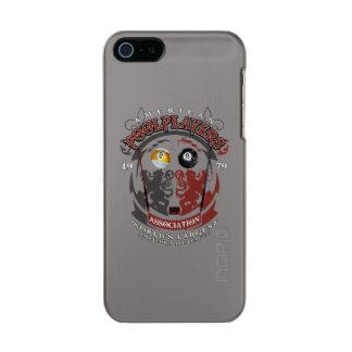 Billiard Lions Metallic Phone Case For iPhone SE/5/5s