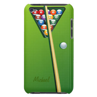 Billiard Poll Table iPod 4 Case-Mate Case iPod Touch Cases